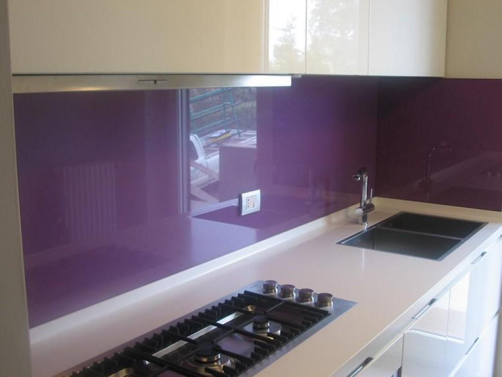 Wik kuchnie - Schienale cucina in vetro temperato ...